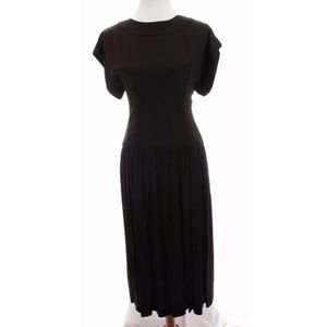 Albert Nipon Boutique vtg Fit and Flare  Sz 6 8